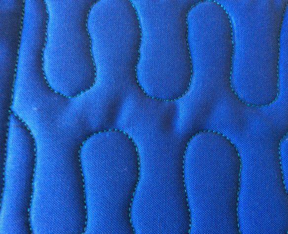 Block#1 Stitching